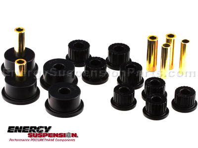 Rear Leaf Spring Bushings - 2.5 Inch Wide Springs