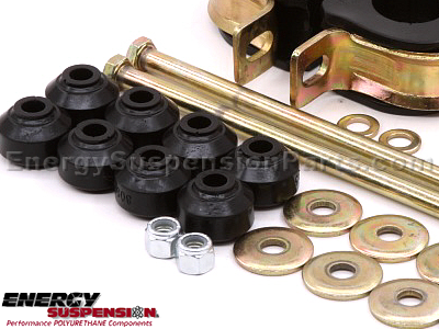 5.5124 Complete Front Sway Bar Bushings and End Links Set - 32MM (1.25 inch)