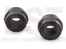 Energy Suspension Sway Bar Bushings for 300, Challenger, Charger, Magnum