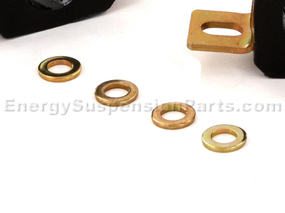 9.5175 Universal - Greaseable Sway Bar Bushings - 36.5mm (1.43 inch)