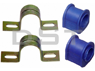 MOOG-K7326 Front Sway Bar Frame Bushings - 31.75mm (1-1/4 Inch)