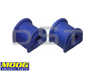 Rear Sway Bar Frame Bushings - 22mm (0.86 inch)