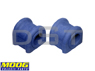 MOOG-K7352 Front Sway Bar Frame Bushings - 30mm