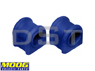 Front Sway Bar Frame Bushings from Bar to Control Arm - 33mm - 33.5 mm (1.29-1.31 Inch)