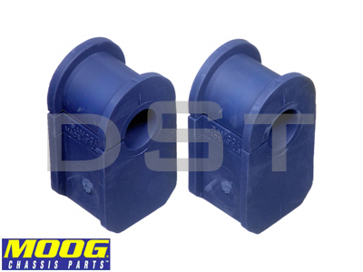 moog moog k8689 front sway bar frame bushings 22.5mm (0