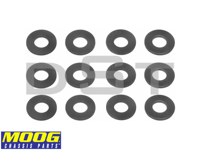 Honda Accord 2005 Coupe Front Caster Alignment Shims - 0.25 Degree Adjustment (1/8 Inch Thick)