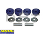 MOOG-K9733 Front Strut Arm Bushing Kit