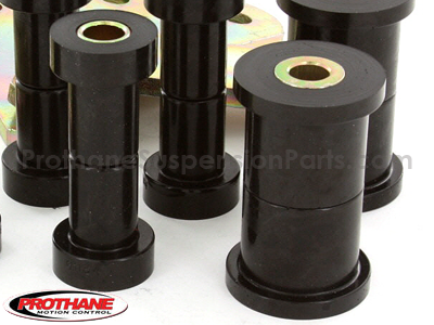 41014 Rear Leaf Spring Bushings and Shackles