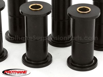 61009 Front Leaf Spring and Shackle Bushings - 1-1/4 Inch Main Eye