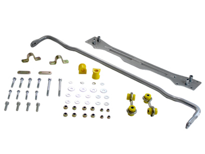 Honda Civic 1996 Rear Sway Bar - 22mm - 2 Point Adjustable