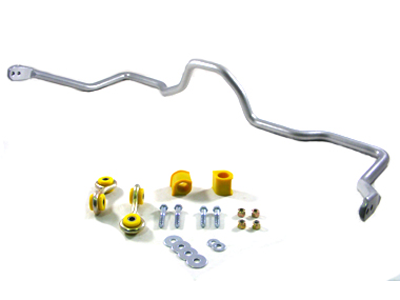 btf75z Front Sway Bar - 24mm - 2 Point Adjustable
