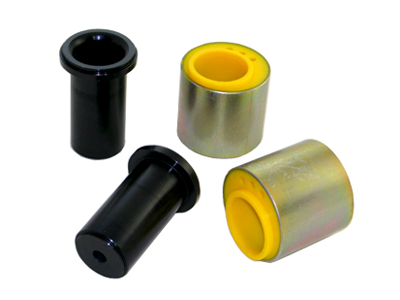 Front Lower Control Arm Bushings - Inner Position Anti-lift Caster