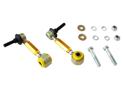Front Sway Bar End Link Kit - Adjustable 110-135mm