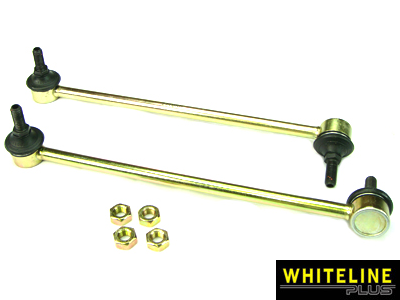 W23162 Front Sway Bar Links - Fixed Ball Joint Type