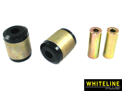 Whiteline Front Lower Control Arm Bushings - Inner Front Position