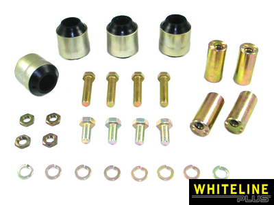 w53338 Front Upper Control Arm Bushings - Inner Position *While supplies last*
