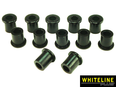 w71074 Rear Leaf Spring and Shackle Bushings - While Supplies Last