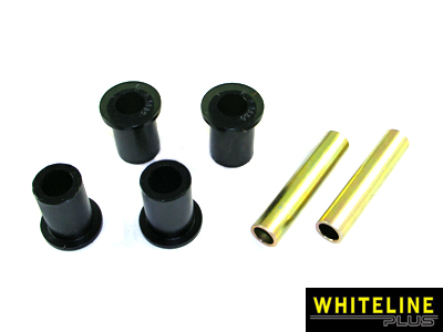 Front Leaf Spring Bushings - Front Eye