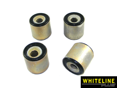 w83075 Front Leading Arm to Differential Bushings - Caster Correction