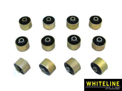 Front Transfer Shaft Bushings - 33mm X 12mm