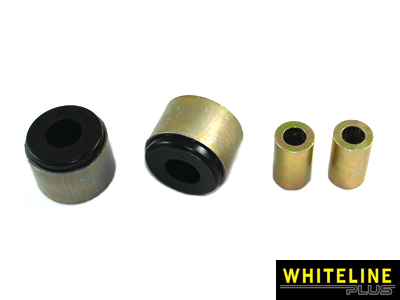 Rear Differential Mount Bushings - In Cradle