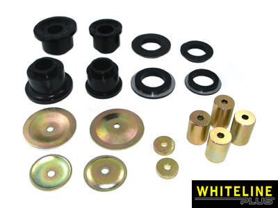 w93343 Rear Subframe Mount Bushings